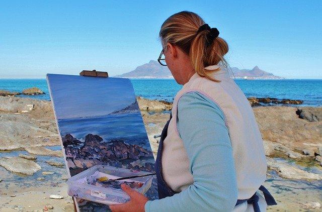 画家という職業の可能性