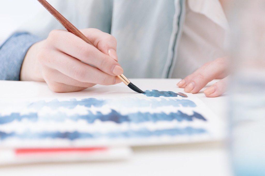 画家がモチベーションを上げて絵を描き続ける方法【絵描きの特性を活かすコツ】