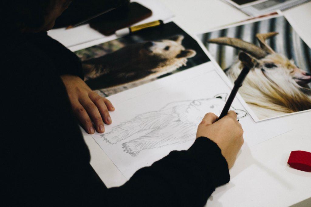 画家の想い