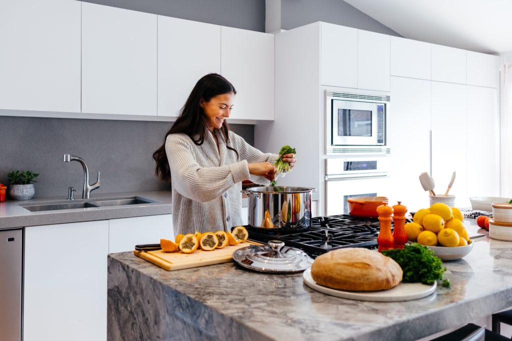 キッチンで運気を上げる習慣