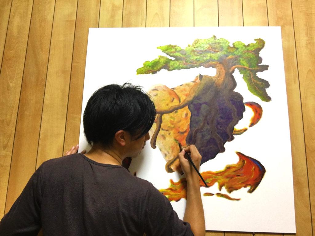 絵を描くことで身につく能力