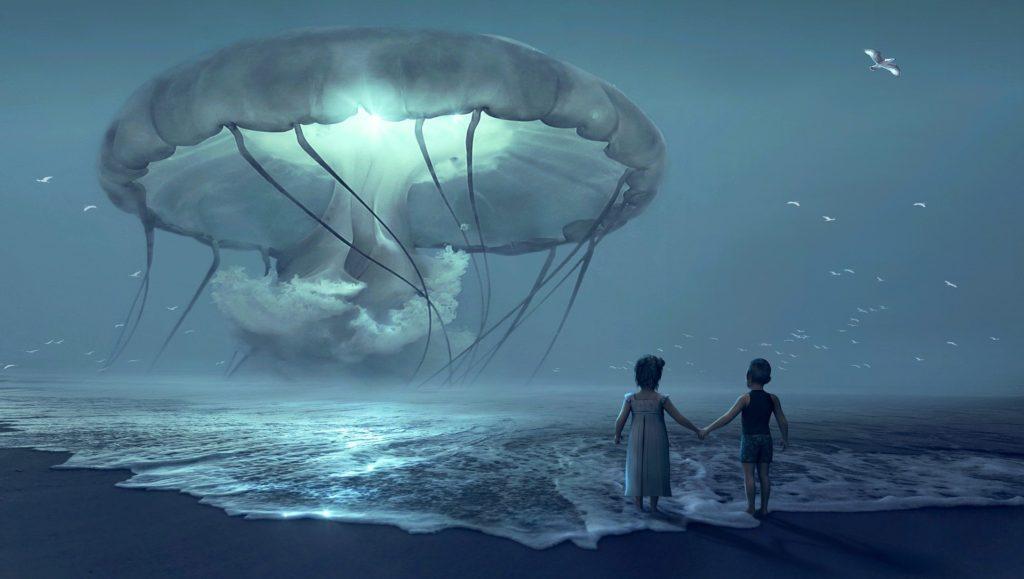 未知の世界=恐怖