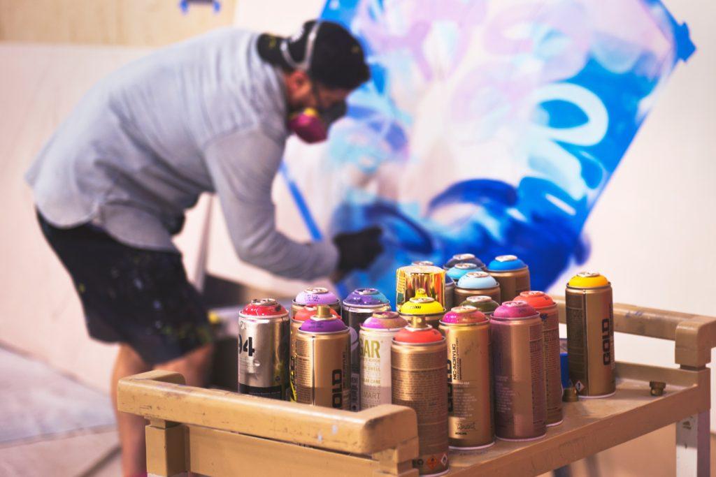 毎日の行動がアーティスト活動に影響する