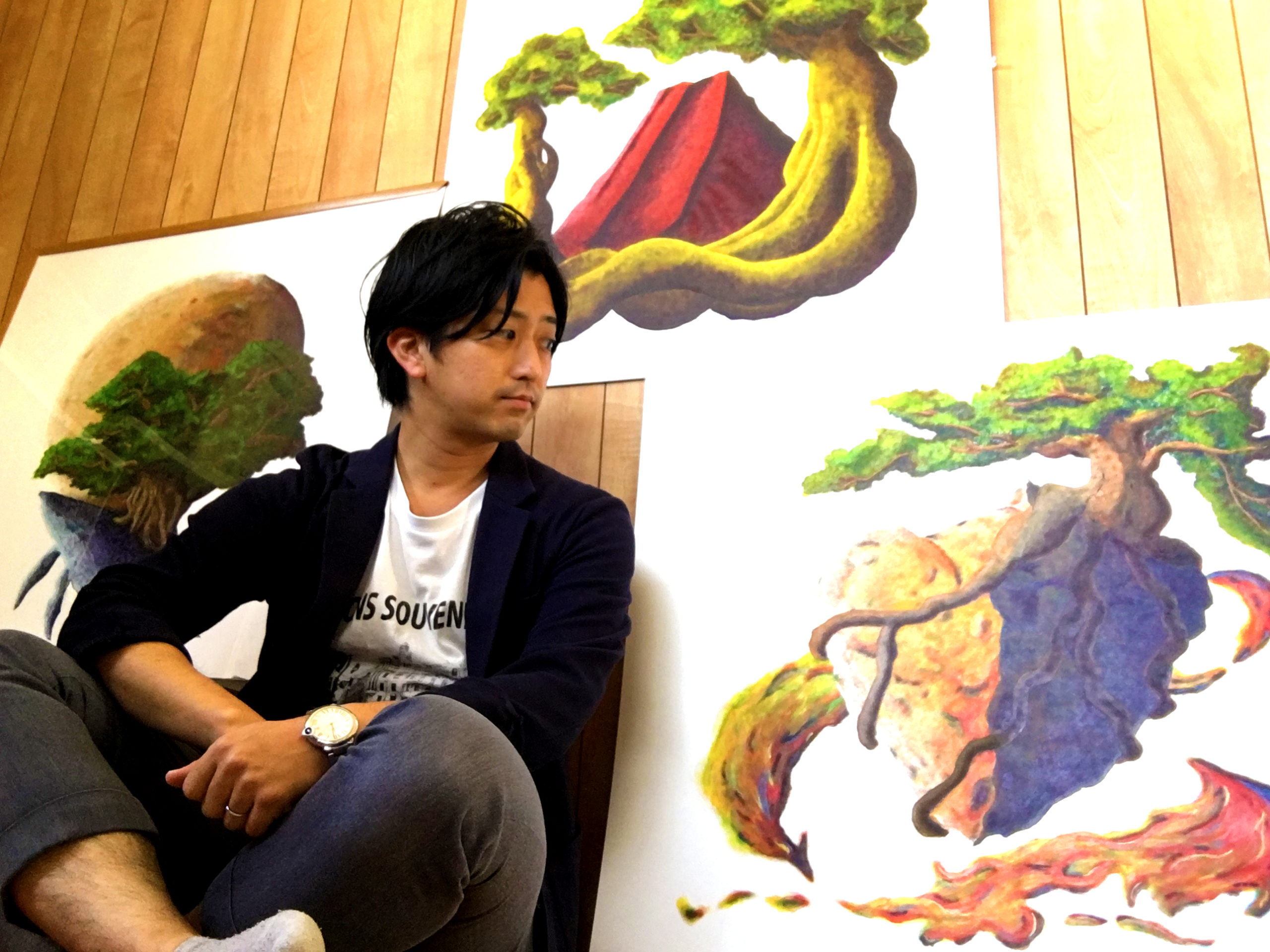 Takayuki Kumauchi Official Shopへようこそ