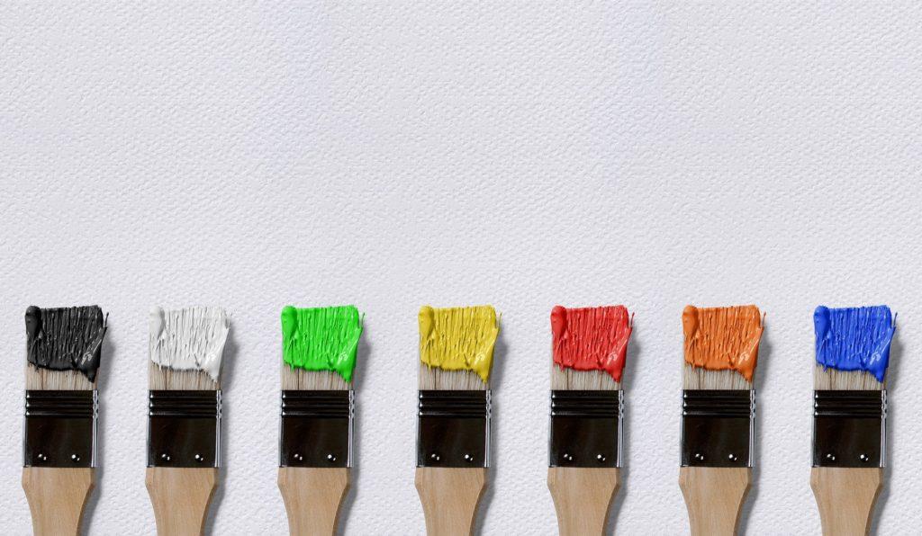 アクリル絵の具を使う理由【効率性と万能性を兼ね備えた5つの特徴】
