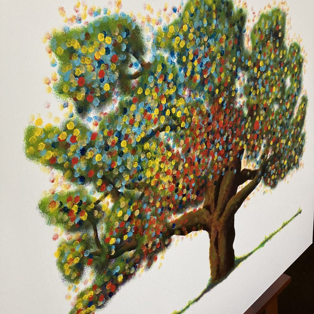 大樹は命の根源